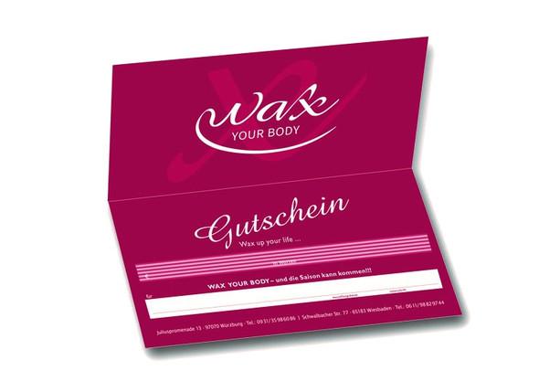 Wax-Your-Body-Gutschein